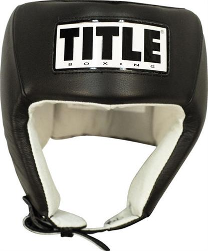 Title Title Competition Headgear W/O Cheek